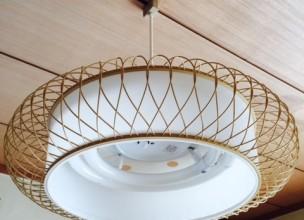 照明交換模様替えインテリア改造オシャレなお部屋カフェ風高級旅館風な内装