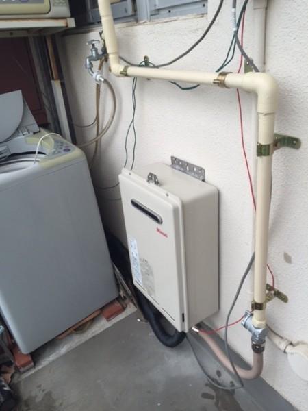 内釜から外釜へと大きな変貌を遂げた給湯器くん。内釜から外釜へのリフォームは、安全性を最大限に考慮した、一番身近なリフォームです。