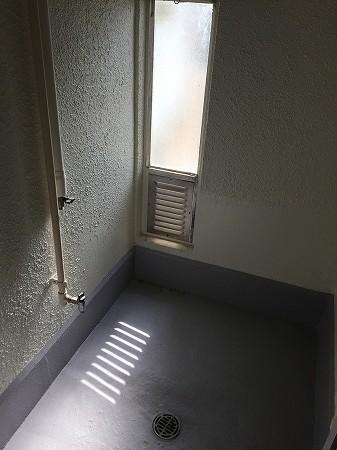 県営住宅へご入居される際の、風呂釜の新規設置工事【横浜市】その1