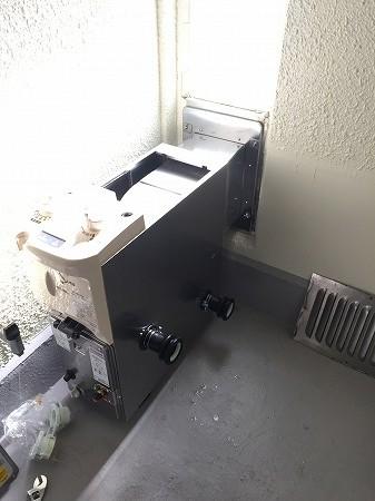 県営住宅へご入居される際の、風呂釜の新規設置工事【横浜市】その5
