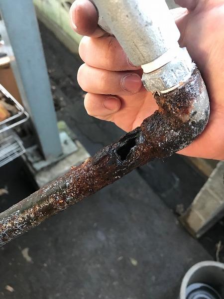 綾瀬市内の水道管の凍結・破裂の修理も行う業者です。料金は適正価格。その3