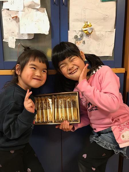 お客様より、オシャレなお菓子「東京ブラウニー」を頂きました!その4
