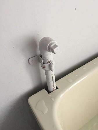 風呂釜&浴槽の新規取り付け工事【公営住宅 in 瀬谷区】4