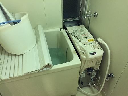 バランス釜給湯器の交換工事【 in 横浜市磯子区】その5