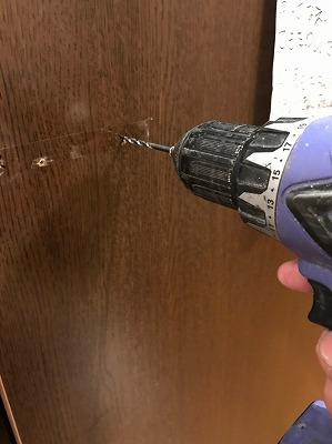 ドアや引き出しの取っ手の交換・取り替え方法【道具があれば超簡単】12