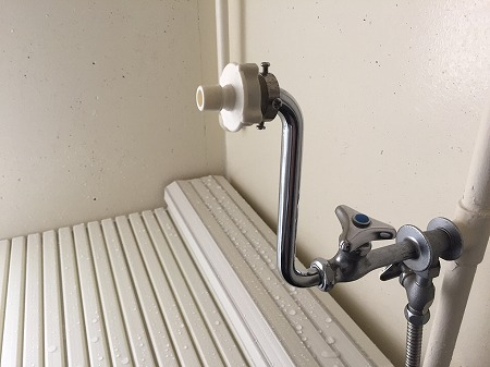 団地用お風呂セット&湯沸かし器の取り付け工事【綾瀬市】その7