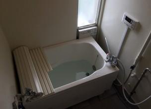 ご入居の際のお風呂の新規取り付け工事【市営住宅 in 横須賀市長井】