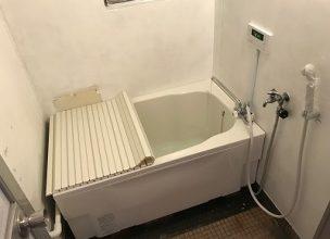 給湯専用16号給湯器&1200mm浴槽セットの新規設置【公務員公舎 in 横浜市緑区】