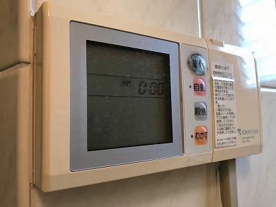ガスターHOL-1600DAからRUF-HV162Aへのお取替え【宮向団地 in 横浜市神奈川区】HOL-1600DAはホールインワンタイプの給湯器です。製造メーカーはガスターです。16号フルオートへのお取替えで、より快適にご使用いただけます。その2
