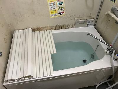 バランス釜から給湯器への交換・リフォーム【 in 練馬区春日町】その2