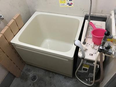 バランス釜から給湯器への交換・リフォーム【 in 練馬区春日町】その7