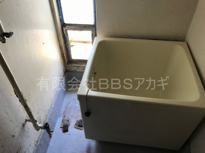RBF-SBN-FX(風呂釜)の交換工事【県営上宮田団地 in 三浦市】その3