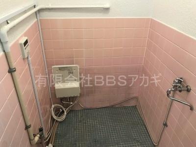 バランス釜から広い浴槽のマニュアルタイプへの交換工事【横浜市港南区】その3