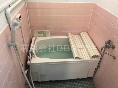 バランス釜から広い浴槽のマニュアルタイプへの交換工事【横浜市港南区】その6