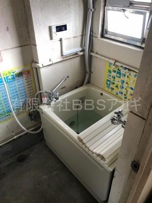 BFDP式風呂釜から壁掛け給湯器へのお取り替え【東京都】その5