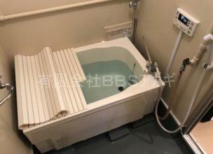 RUF-HV162A+110cm浴槽セットの新規設置工事【都営住宅 in 中野区】