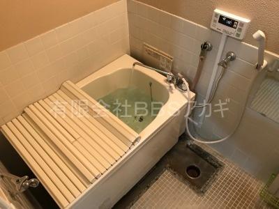 シャワー&浴槽の新規取り付け工事【川崎市幸区】その3