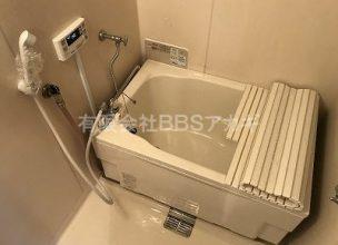 浴槽&シャワーの新規取り付け工事【都営住宅 in 東京都】