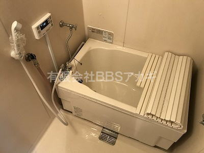 浴槽&シャワーの新規取り付け工事【都営住宅 in 東京都】3