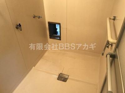浴槽&シャワーの新規取り付け工事【都営住宅 in 東京都】1
