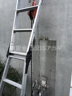 業務用給湯器を撤去したところの写真|業務用給湯器(50号&32号)お取り替え工事【地区センター in 横浜市】