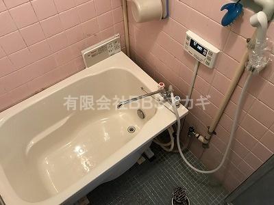 新しい浴槽の写真