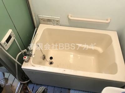 現在設置されているホールインワン専用浴槽です。
