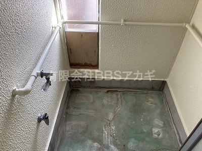 |風呂釜&浴槽の新規取り付け工事【県営住宅 in 藤沢市】
